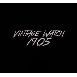 Vintage Watch - Leilão de Dezembro
