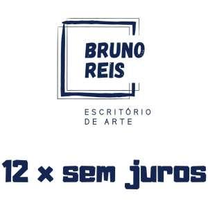 Bruno Reis Escritório de Arte - Leilão de Abril