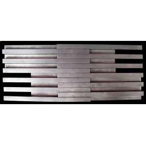 Franz Weissmann - Da serie Brasil – 49 x 19 cm – Escultura em alumínio – Assinado no Verso – Esta escultura participou do leilão da Soraia Cals