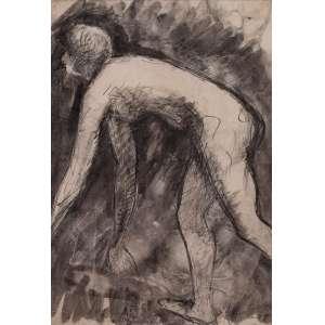 José Pedrosa - Figura Feminina – 30 x 20,5 cm – TM – Ass. CID
