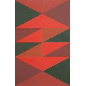 Arcangelo Ianelli Sem Título - Têmpera s/ tela, 100 x 65 cm, ass. inferior direito e verso, dat. 1973. Registrado por Katia Ianelli
