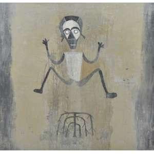 MIGUEL CASTRO - LEÑ ERO Sem título Serigrafia 61x61cm - Assinada e dat. 1992 - Tiragem 150 - Coleção Eco Art