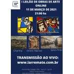 Bruno Reis Escritório de Arte - I LEILÃO DE OBRAS DE ARTE - ON LINE