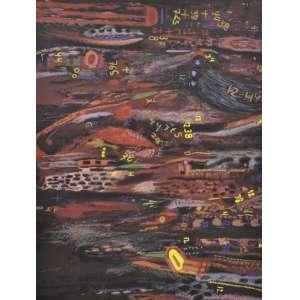 """SIRON FRANCO - """" Peles"""" - 80 x 60 cm Serigrafia - Tiragem de 150 - Ass.CID e Data 1993 - Edição Eco Art"""