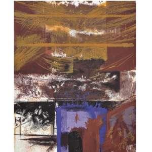 """CARLOS VERGARA - """"Ecologia"""" - 78 x 60 cm Serigrafia - Tiragem 150 - Assinado CIE - Edição Eco Art"""