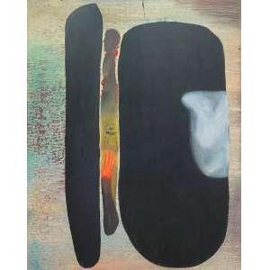 SIRON FRANCO - Situação - óleo sobre tela - 200 x 160 cm - assinado titula e datado 1990/1999 e com etiqueta do Paulo Darzé Galeria de Arte no verso.