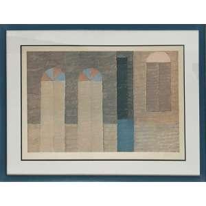 VOLPI, Alfredo - Fachada - serigrafia PA - 55 x 78 cm - a.c.i.d.