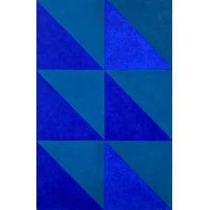 IANELLI, Arcângelo - Sem titulo - tempera sobre tela - 100 x 70 cm - a.c.i.d. 1973 - obra registrada no instituto, Tombo BTST 31