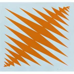 BARSOTTI - Sem titulo - serigrafia P/A V/XV - 48 x 50 cm - a.c.i.d. - Obs: sem moldura