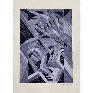EMANOEL ARAUJO - Sem titulo - serigrafia 18/46 - 101 x 72 cm - a.c.i.d. 2010 - Obs: Sem moldura