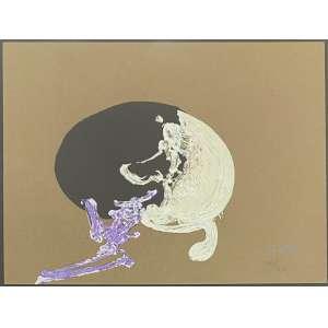MABE, Manabu - Abstrato - serigrafia 74/316 - 18 x 24 cm - a.c.i.d.