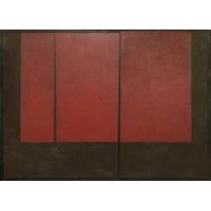 IANELLI, Arcângelo - Vibrações no quadro - óleo sobre tela - 130 x 180 cm - Obs: Esta obra participou da retrospectiva do artista no MAM, no verso resquício da etiqueta. Acompanha certificado de autenticidade emitido pela Estúdio Katia Ianelli