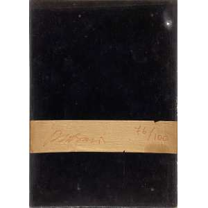 PIETRO MARIA BARDI - Álbum - serigrafia 76/100 - 50 x 35 cm - assinado 1979 - álbum completo com 6 serigrafias assinado e numeradas.