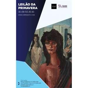 J&J Art Gallery - LEILÃO DA PRIMAVERA