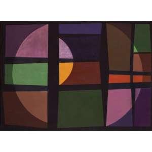"""MÁRIO SILÉSIO - """"Noturno 2"""", óleo sobre tela, 60 x 81, assinado e datado no verso, 1956. A obra é procedente do acervo do artista e possui certificado de autenticidade emitido por seu filho. A obra apresenta cachet do MAM (Museu de Arte Moderna), RJ."""
