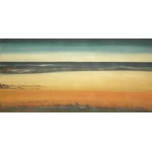 """SYLVIO PINTO - """"Marinha"""" óleo sobre tela, 50 x 100, assinado no canto inferior direito, 1989. A obra possui certificado de autenticidade, do instituto do artista."""