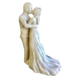 VALÉRIA DELFIM - Casal, escultura em resina, 41cm, assinada