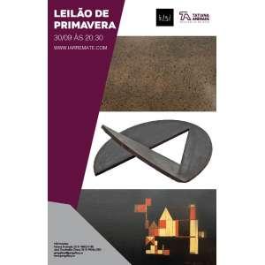 J e J Art Gallery - LEILÃO DA PRIMAVERA 2021