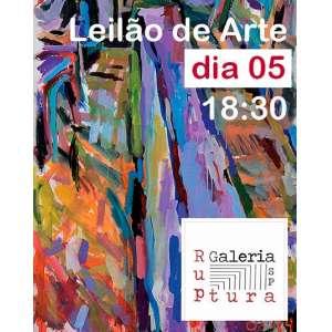 Galeria Ruptura - Leilão