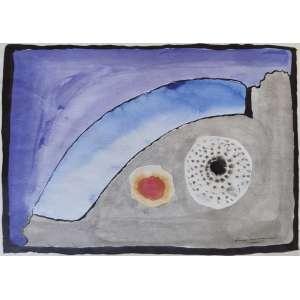 Expedito - aquarela - 25x35cm - acid - 1962