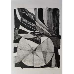 Emanoel Araújo- xilogravura - tiragem 1/15 - 71x50cm ME - acid - 1971 (sem moldura)