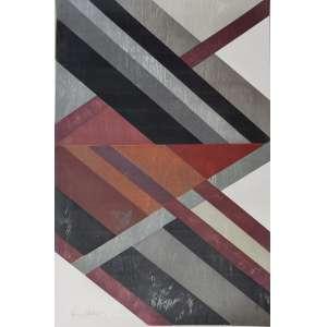 Emanoel Araújo- xilogravura - tiragem I/I - 103x69cm ME - acie - 1975 (sem moldura)