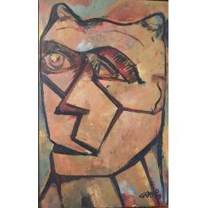Mário Cravo Jr. - osm - 98x62cm - acid - 1999