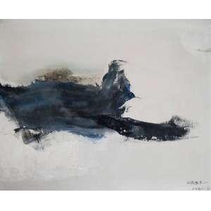 Manabu Mabe - Sem título - óleo sobre tela - medindo 38x46cm.- assinado e datado 60/61 no canto inferior direito.