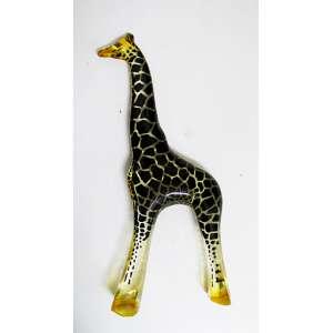 Abraham Palatnik - Girafa - escultura em resina vinilica - medindo 32cm.