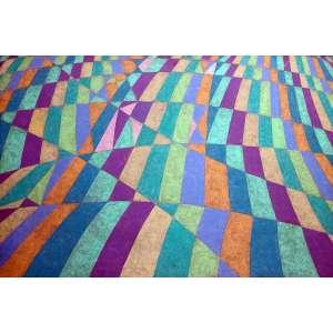 Aldir Mendes, Arco Iris, Óleo sobre tela, 100 alt X 150 larg (cm), ass. no verso, Ano: 1997