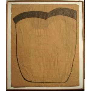 Ester Grinspum, Composição, Técnica mista sobre papel, 132 alt X 80 larg (cm), acid, Ano: 1990