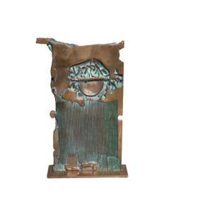 Caciporé Torres, Composição, Escultura em Bronze, 35 alt X 24 larg (cm), ass. na peça