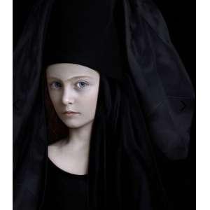 Adriana Duque, Lúcia - série Retratos Negros, Fotografia 2/7, 140 alt X 130 larg (cm), ass. no verso, Ano: 2013 ( com certificado emitido pela própria artista)