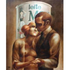 Juarez Machado, Moça da Lata, Óleo sobre tela, 92 alt X 73 larg (cm), acie, Ano: 1973 -Histórico: Com Certificado de Autenticidade arte Aplicada