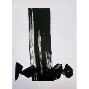 Tomie Ohtake, Composição, Gravura, 100 alt X 70 larg (cm), acid, Ano: 1987, 69/100