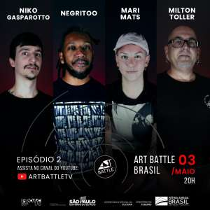 Art Battle - Episódio 2
