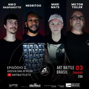 Art Battle - Episódio 2