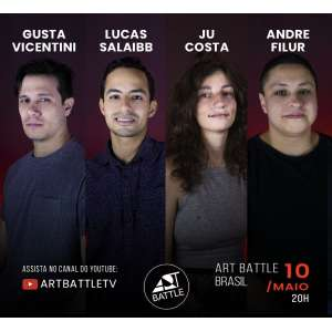 Art Battle - Episódio 3