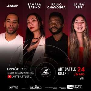 Art Battle - Episódio 5