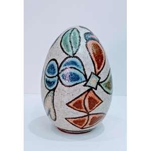 Francisco Brennand, Ovo, cerâmica, escultura, 16cm de altura
