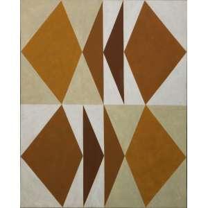 Arcangelo Ianelli - sem título, óleo sobre tela, 100 x 80 cm, 1973