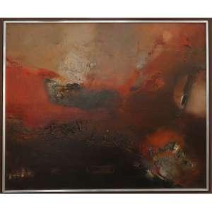 Danilo Di Prete - sem título, óleo sobre tela, 54 x 65 cm, sem data