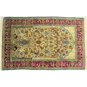 Tapete Isfahan, med. 1.70x1,07=1,81 m2.