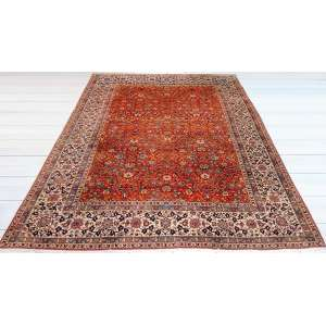 Tapete Isfahan. Med. 4,45x3,10 = 13,79m2.
