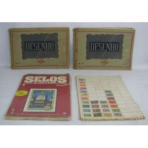 Colecionismo - Coleção com cerca de 2.200 selos.