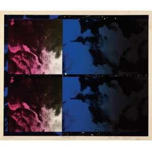 ANNA BELLA GEIGER<br>Elementos - Ar P.A <br>75 x 90 ACID