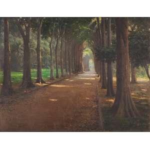 Edgar Walter - Jardim Botânico OST - 89 x 115 Déc. 40 ACID