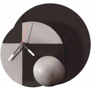 Lotar Charoux Objeto Escultura Relógio Funcional 20/20 28 cm Diâmetro