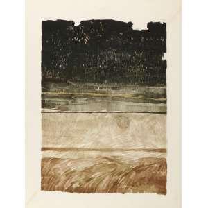 Renina Katz - Maio - Litho 70/100 - 70 x 50 - ACID