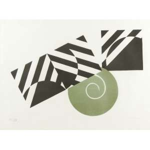 Anna Letycia - Pendant - Litho PA - 55 x 75 - 1972